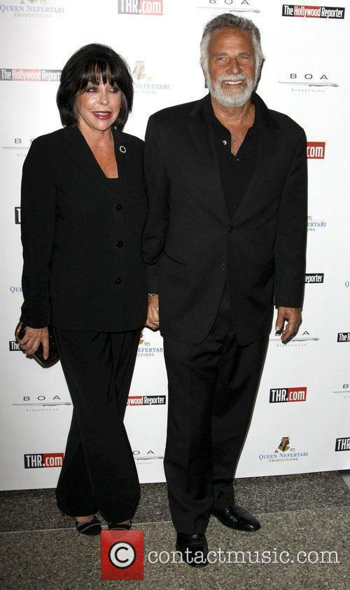 Jonathan Goldsmith and Barbara Goldsmith 3