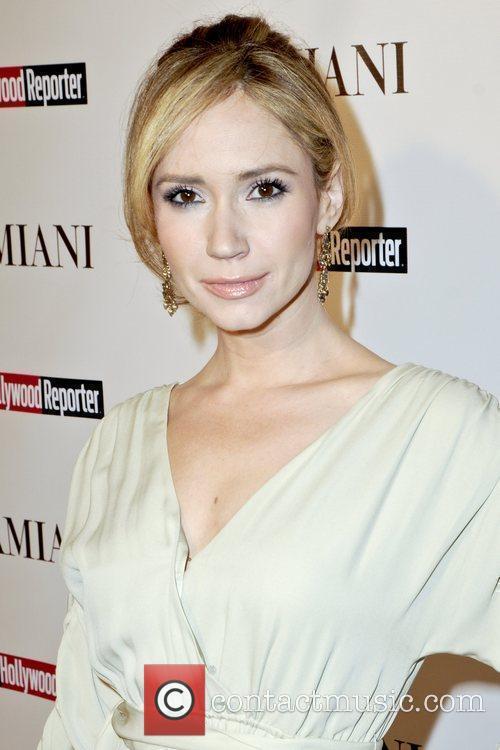 Ashley Jones Damiani Diamonds & The Hollywood Reporter's...