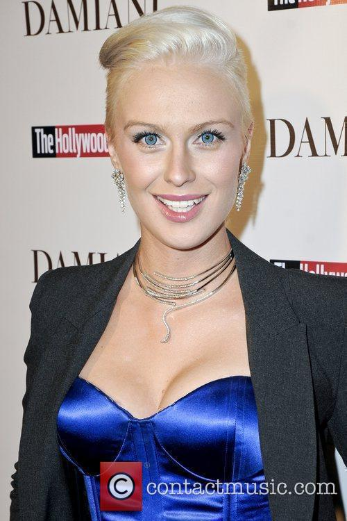 CariDee English Damiani Diamonds & The Hollywood Reporter's...
