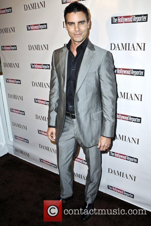 Colin Egglesfield Damiani Diamonds & The Hollywood Reporter's...