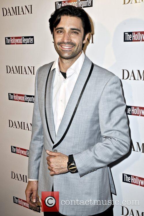 Gilles Marini Damiani Diamonds & The Hollywood Reporter's...