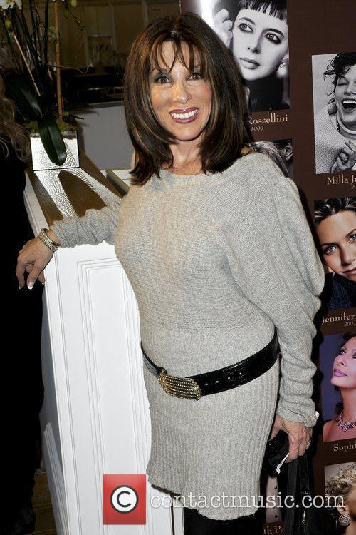 Kate Linder Damiani Diamonds & The Hollywood Reporter's...