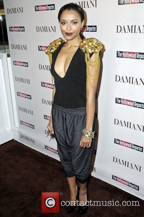 Katerina Graham Damiani Diamonds & The Hollywood Reporter's...