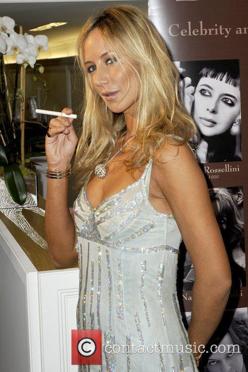 Lady Victoria Hervey Damiani Diamonds & The Hollywood...