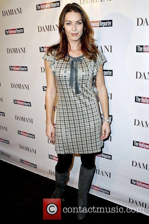 Louise Griffiths Damiani Diamonds & The Hollywood Reporter's...