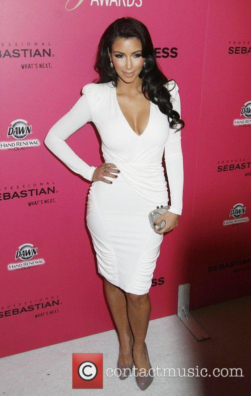 Kim Kardashian The 6th Annual Hollywood Style Awards...