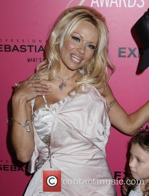 Pamela Anderson and Adelaide Gault The 6th Annual...