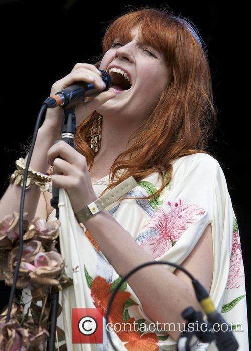 Florence And The Machine and Hop Farm Festival 8
