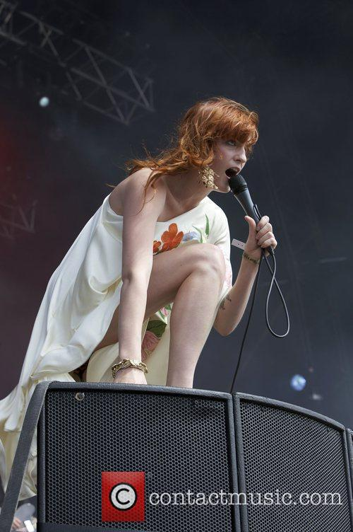 Florence And The Machine and Hop Farm Festival 9