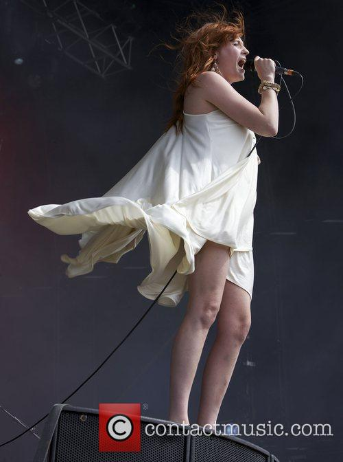 Florence And The Machine and Hop Farm Festival 7