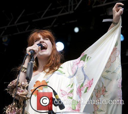 Florence And The Machine and Hop Farm Festival 5