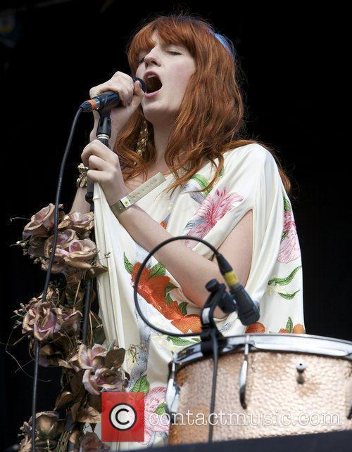 Florence And The Machine and Hop Farm Festival 10