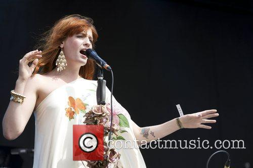 Florence And The Machine and Hop Farm Festival 3
