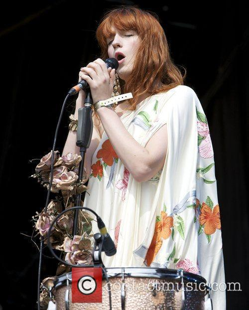 Florence And The Machine and Hop Farm Festival 2