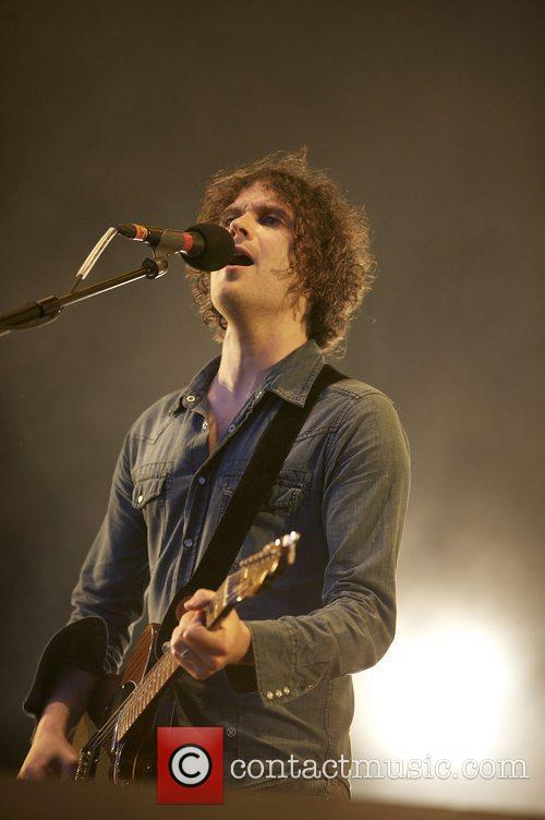 The Fratellis The Hop Farm Festival held at...