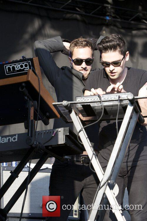 Editors, Hop Farm Festival and Hop Farm 6