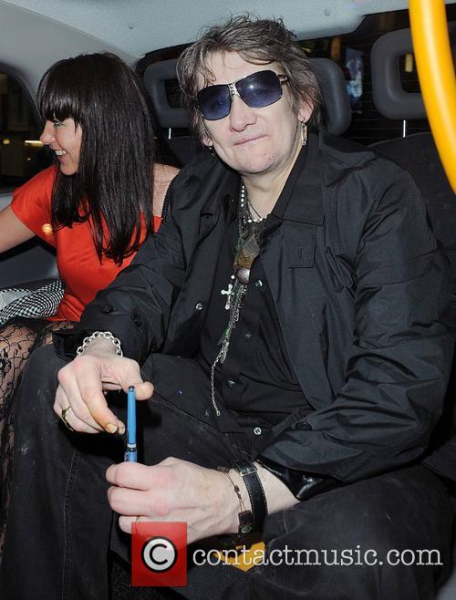 Shane Macgowan and Cafe De Paris 7
