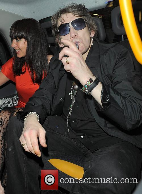 Shane Macgowan and Cafe De Paris 4