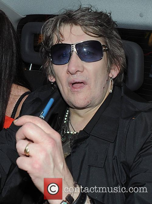 Shane Macgowan and Cafe De Paris 9