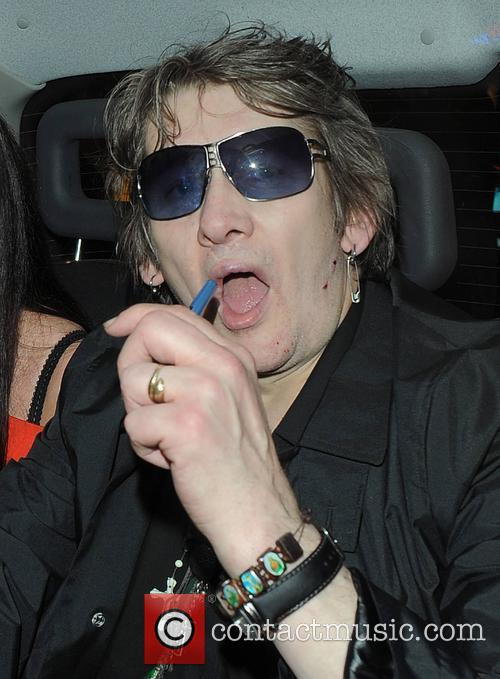Shane Macgowan and Cafe De Paris 5