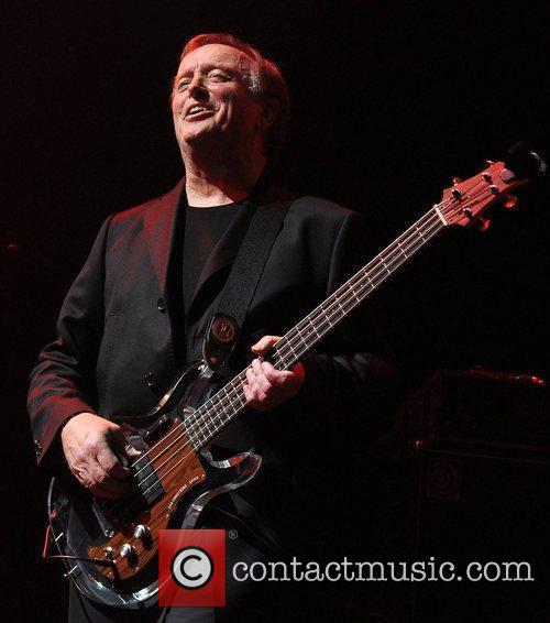 Horslips performing at the 02 Arena
