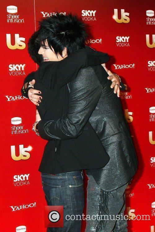 Kris Allen and Adam Lambert 11
