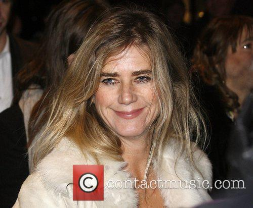 Imogen Stubbs at the press night for the...