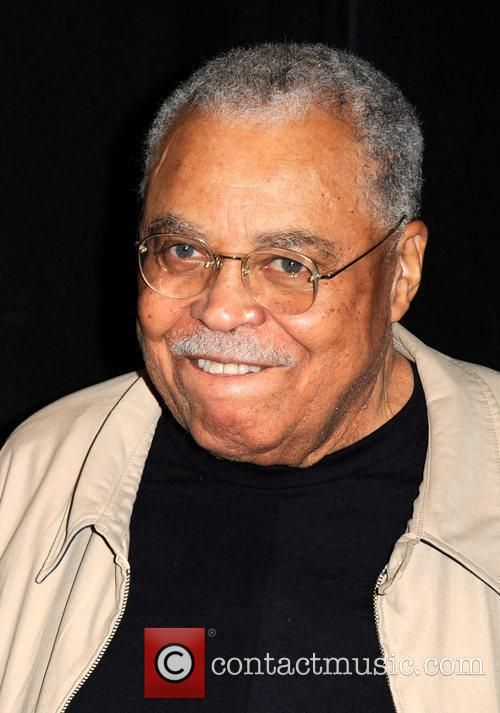 James Earl Jones Photocall first day of rehearsals...