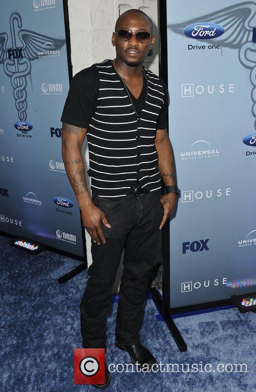 Omar Epps The Season 6 Premiere Screening of...