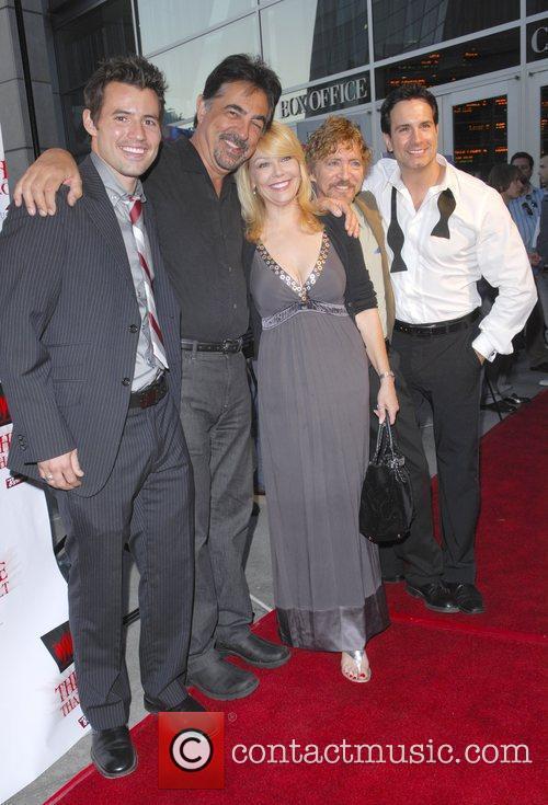Kris Black, Joe Mantegna, Gail O'Grady, Michael Guarnera...