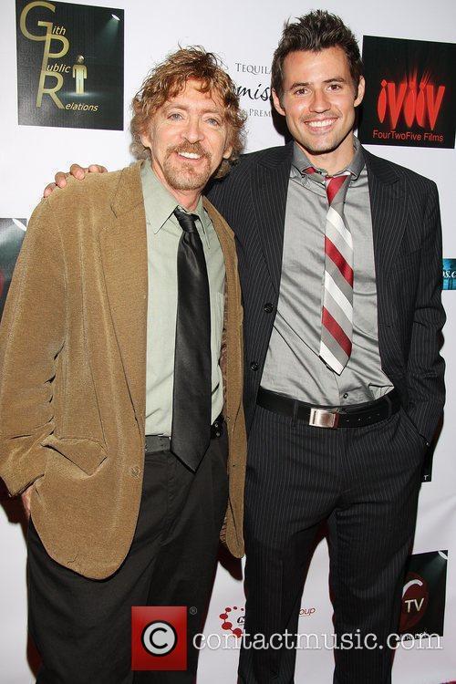 Bruce Reisman and Kris Black...