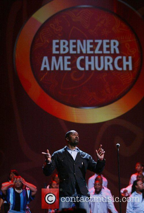 Ebenezer AME Church Rejoice Choir How Sweet the...