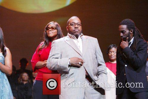 Judges Tye Tribbett, Kelly Price, Pastor Marvin Sapp,...