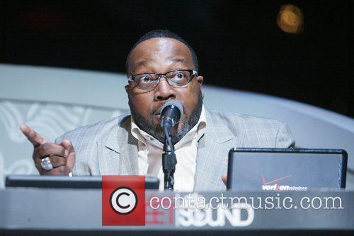 Pastor Marvin Sapp 5