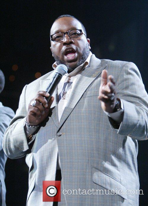 Pastor Marvin Sapp 3