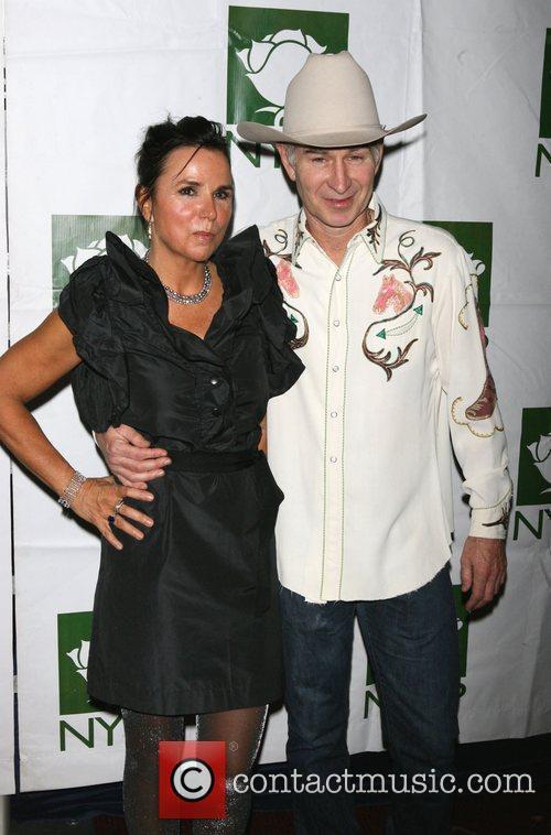Patti Smyth, John McEnroe Bette Midler's New York...
