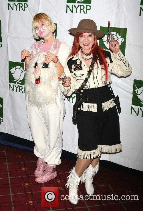 Sia and Kate Pierson 2