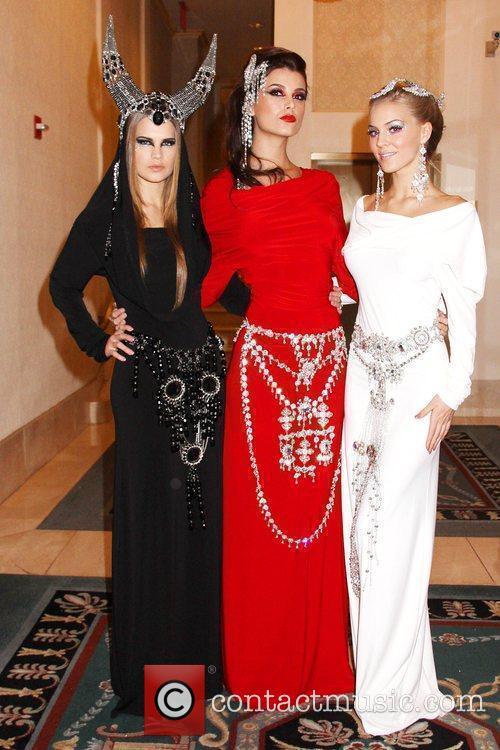 Kristen Dalton, Stefania Fernandez Bette Midler's New York...
