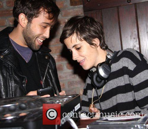 Alexander Ronson and Samantha Ronson The Humane Society...