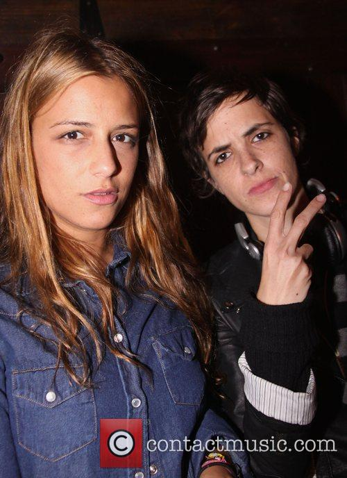 Charlotte Ronson and Samantha Ronson The Humane Society...
