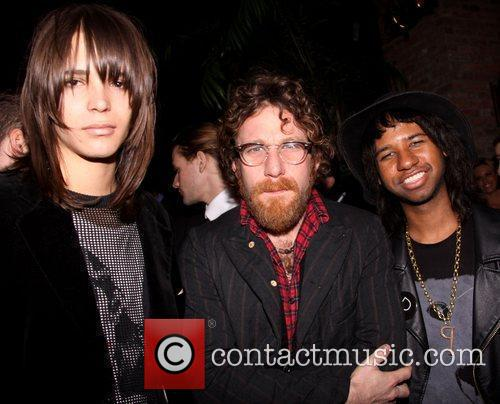 Jakob Dekat, Dustin Yellin and Prince Peter The...