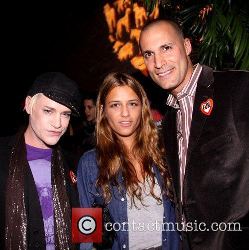 Richie Rich, Charlotte Ronson and Nigel Barker The...