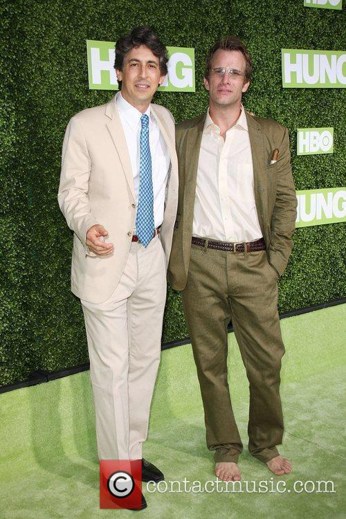 Alexander Payne and Thomas Jane 3