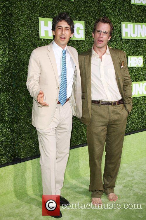 Alexander Payne and Thomas Jane 1