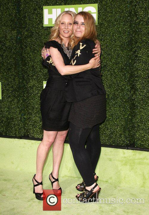 Anne Heche and Sianoa Smit-McPhee HBO Presents The...