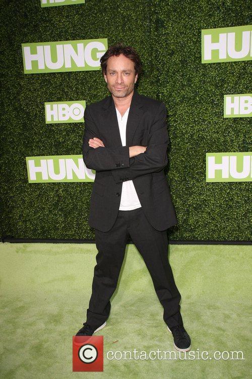 Chris Kattan HBO Presents The Premiere Of Hung...