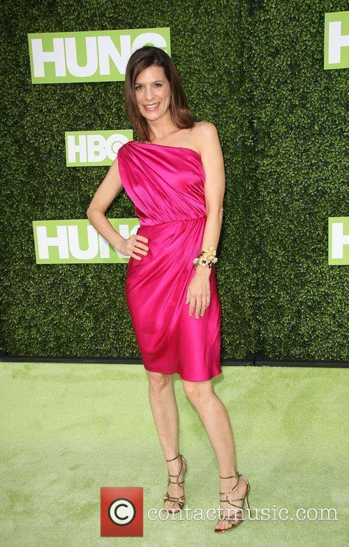 Perrey Reeves HBO Presents The Premiere Of Hung...