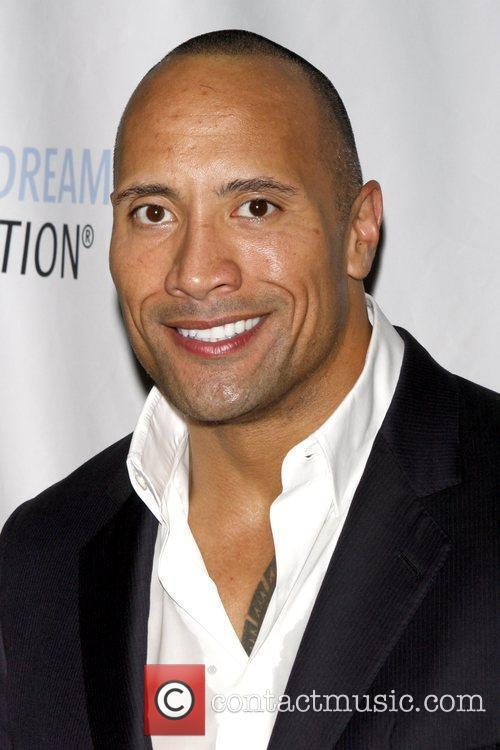 Dwayne Johnson Aka The Rock 4