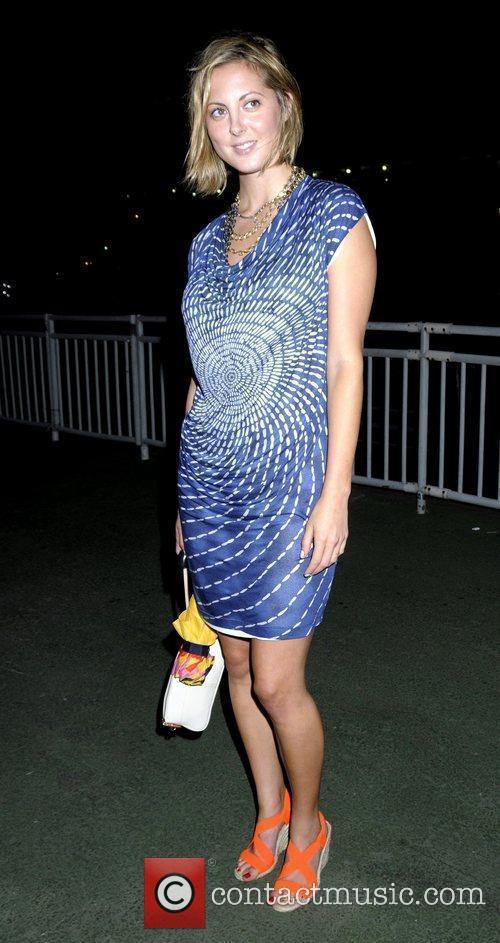 Eva Amurri attends the celebration of the I...