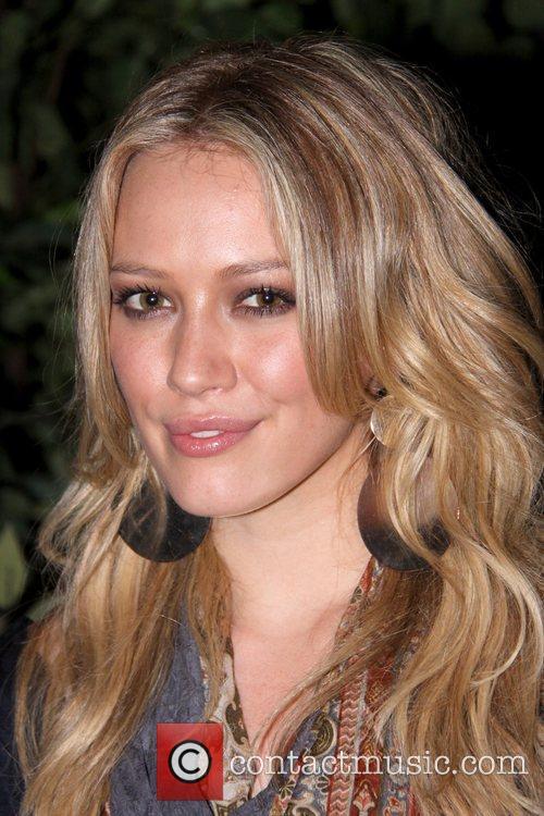 Hilary Duff Celebration of the I 'Heart' Ronson...